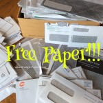What will you do with your Free Paper?!?!???