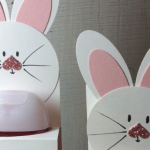 Cute Bunny Hand Sanitizer Wraps