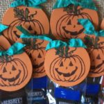 Pumpkin Treat Topper