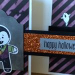 Halloween Double Z-Fold Card