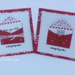 Mini Valentine Cards – Sending Love Suite
