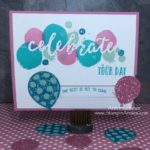 Step-by-Step Celebrate Pull Card