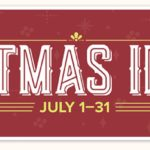 Christmas In July just for You!