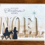Night in Bethlehem – Eclipse Card