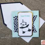 Party Panda Quick Card