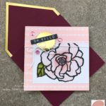 Beautiful Day Flower Card