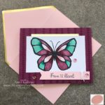 Beautiful Day Butterfly Card